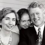 ビル・クリントン元大統領、大統領就任式でイヴァンカ・トランプさんの方に視線が釘付け…妻のヒラリー氏はその様子に呆れる